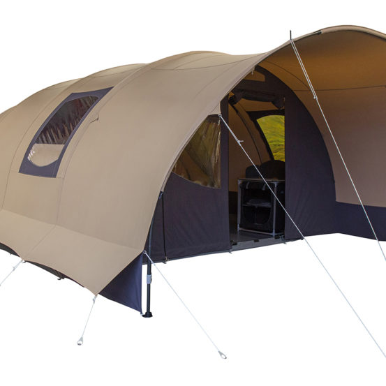 Tunnel Tent voorkant